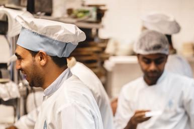 kitchen cooks
