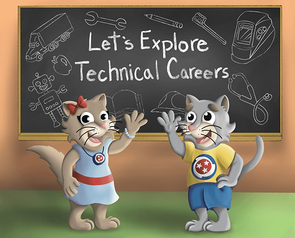Let's Explore Technical Careers