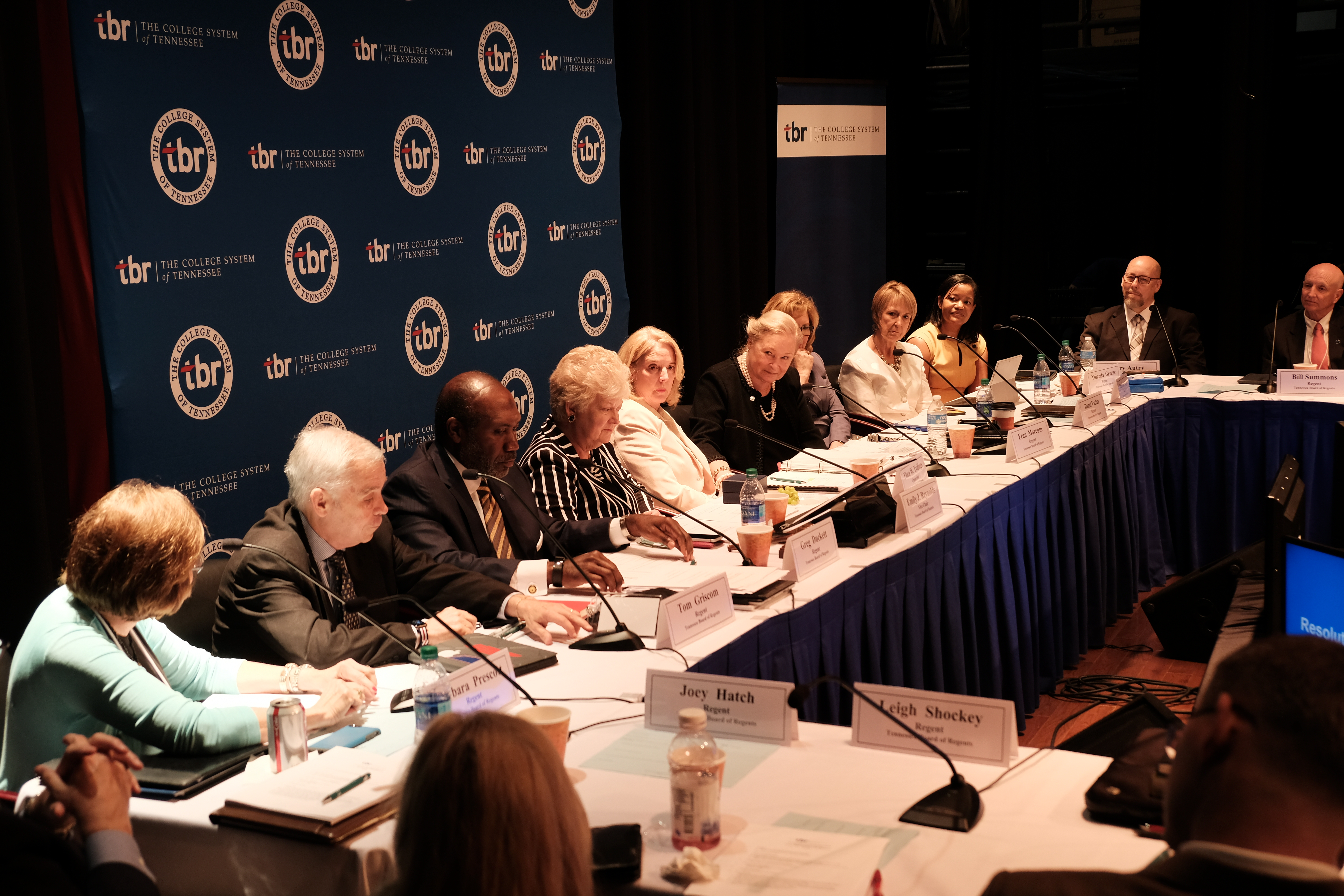 Tennessee Board Of Regents >> Board Of Regents To Meet Nov 13 To Consider Appointment Of
