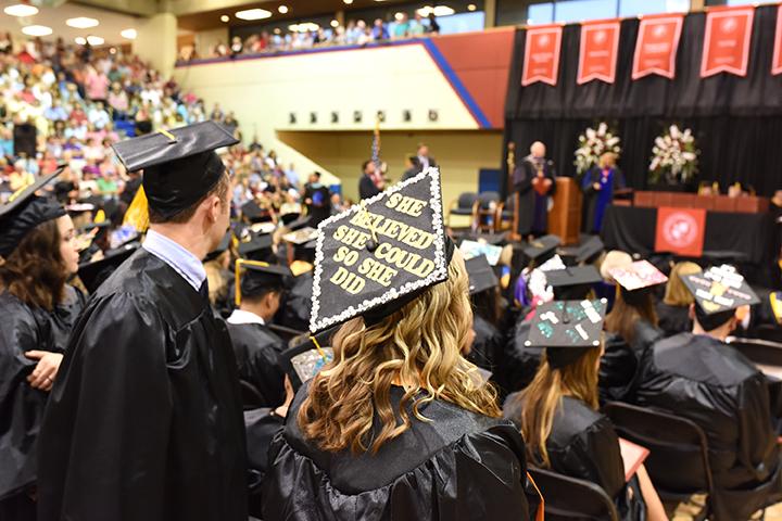 Roane State graduates