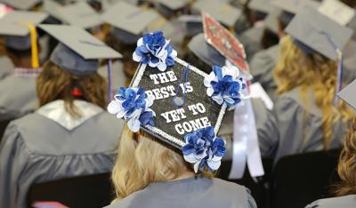 A Vol State grad's hope for the future
