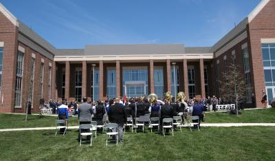Southern Tennessee Higher Education Center Inaugural Ceremony