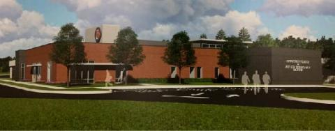 New Health Careers Building at TCAT-Dickson