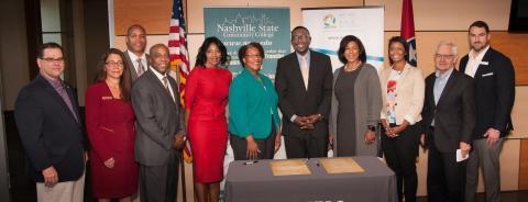 Nashville State, Metro Nashville Public Schools announce Early College Program