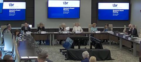 Board of Regents quarterly meeting