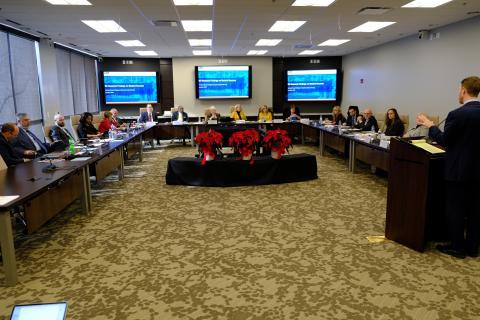 TN Board of Regents December 2019 meeting