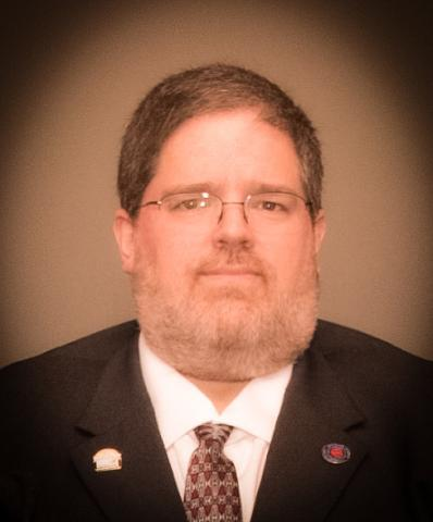 Rob Alford, TN SkillsUSA Postsecondary Advisor of the Year