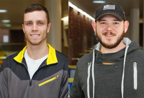 Pellissippi State students state's only Grainger Scholarship winners