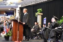 Gov. Bill Haslam at Southwest Tennessee Community College