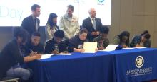 National Career & Technical Education Signing Day