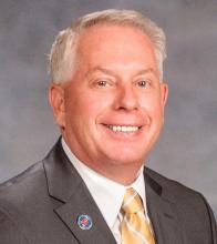 Vice Chancellor James King