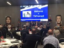 TNTrained kicks off its first class
