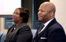 Dr. Shanna Jackson & Dr. Michael Torrence