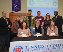Signing Day at TCAT Knoxville