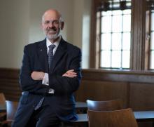 University of Tennessee President Joe DiPietro