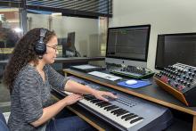 Recording Industry Grad Student
