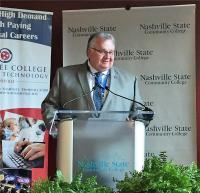 TCAT Nashville President Mark Lenz
