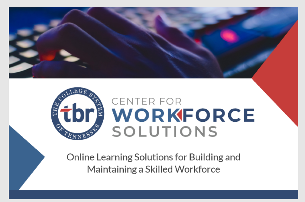 Flyer for Workforcce Solutions