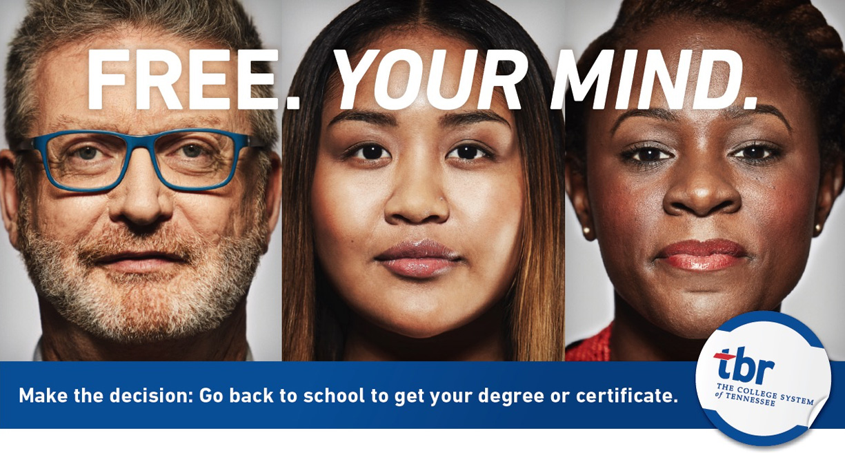 Free Your Mind - Go Back to School to Get Your Degree or Certificate