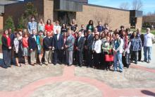 Mayors Honor Volunteering