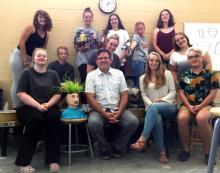 Roane State, Oak Ridge High School dual enrollment art program gives students unique experiences, opportunities