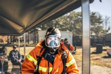 Jackson State Firefighter
