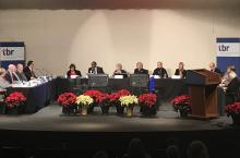 Tennessee Board of Regents December 14, 2017