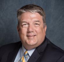 Cris Perkins, assistant vice chancellor for strategic advancement